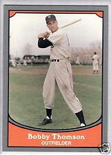 BOBBY THOMSON 1990 Pacific Baseball Legends #106