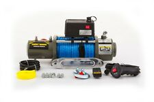TIGERZ11 HERCULES 12000 ELECTRIC ROPE WINCH 4x4 WIRELESS