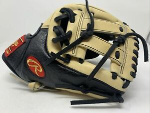 "Rawlings Heart of the Hide 11.5"" Infield Baseball Glove - PRO314-7BCC - RHT"