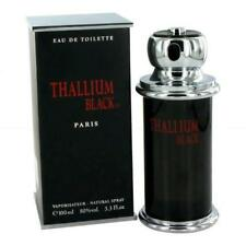 Thallium Black * Cologne for Men * 3.3 / 3.4 oz EDT Spray * New in Box *