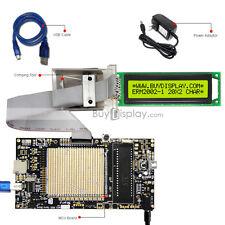 8051 Microcontroller Development Board USB Programmer for 5V 20x2 Character LCD