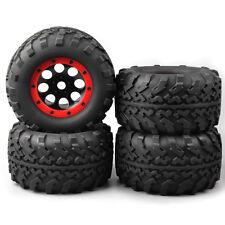 4Pcs 1:8 Bigfoot Monster Truck Tires&Wheel 17mm Hex For HPI HSP TRAXXAS RC car
