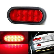 JDM Style Red Lens 10-LED Rear Fog Light Kit For Acura Honda Nissan Mazda Subaru