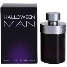 *TESTER*  Halloween Man Cologne by Jesus Del Pozo for Men, 4.2 oz/ 125ml NO BOX