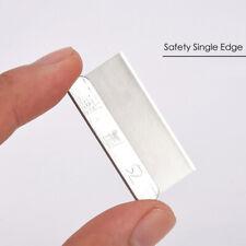 20x Flying Eagle Single Edge Blade Safety Cut DIY Art Handcraft Blades Sharp