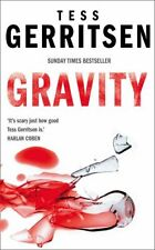 TESS GERRITSEN____ GRAVITY_____BRAND NEW (WHITE COVER)