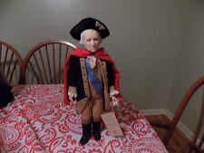 "Effanbee ""George Washington"" The Presidents Doll"