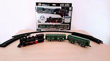 Lot of 5 Set Kids/Children Rail King Classic Locomotive Train Set