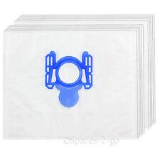 10 x Cloth Microfibre Vacuum Cleaner Bags For Zanussi Hoover Bag