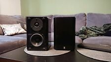 Yamaha NS-BP150 Gloss Black Compact Bookshelf Hi-Fi Speaker
