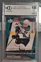 NO IDEA WHO THIS GUY IS! STEVEN ZALEWSKI? YOUNG GUNS RC 0 NHL POINTS!  MUST HAVE