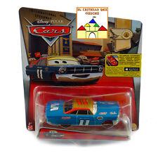 CARS Personaggio MARIO ANDRETTI in Metallo scala 1:55 by Mattel Disney Pixar