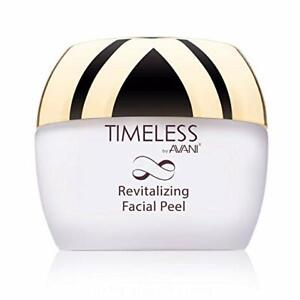 Timeless by AVANI Dead Sea Cosmetics Revitalizing Facial Peel.