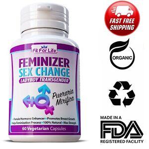 PURE PUERARIA MIRIFICA Breast Growth Female pills
