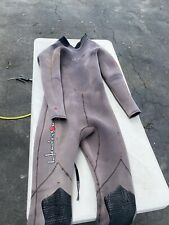 New listing henderson mens 5mm wetsuit Size Large