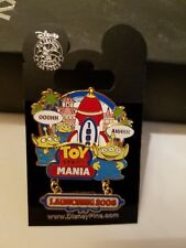 Disney Annual Passholder Exclusive Toy Story Mania! Dangle Pin Limited Edition