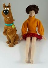 Barbie Skipper Doll as Velma Character in the Cartoon Scooby-Doo!