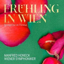 WIENER SYMPHONIKER - FRÜHLING IN WIEN   CD NEU