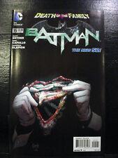 BATMAN #15 Variant 2011 DC Comics - Death of the Family