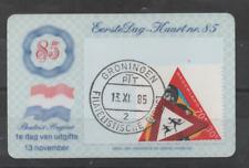 B283 Nederland 1343PM1 gestempeld op 1e dagkaart PLAATFOUT