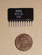 UHF-VHF Module Hybrid Broad Band Amplifier MC-5120 by NEC