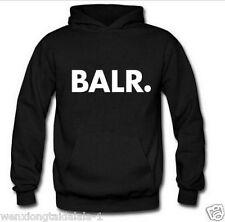 Mens Women Sweatshirt Hoodie Coat Hooded Jacket Sweater Pullover Tops BALR: L