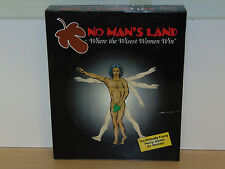 No Man's Land Adult Party Game-Where The Wisest Women Win-Gitgo 2003-Complete