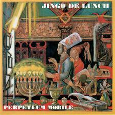 JINGO DE LUNCH Perpetuum Mobile CD (We Bite 1987) Neu!