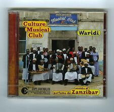 CD (NEW) ZANZIBAR CULTURE MUSICAL CLUB WARIDI