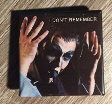 PETER GABRIEL I Don't Remember PROMO PIN BUTTON PINBACK RARE NM SHIPS FREE