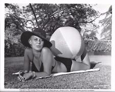 """Dorothy Provine in """"Who's Minding the Mint?"""" Vintage Movie Still"""