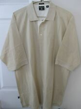 Maybach Mens Golf Polo Shirt XL Khaki Tan Color Brand New
