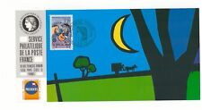 Service PHILATELIQUE DE LA POSTE FRANCE 1993 avers maxicard POLSKA'93 Gypsies