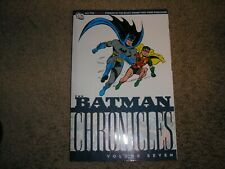 Batman Chronicles Vol. 7 by Finger, Bill