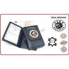 Portafoglio Portadocumenti con Placca Parà Folgore Esercito Vega Holster 1WD93