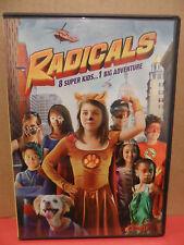 Radicals DVD 8 Super Kids 1 Big Adventure RARE Adia Dihn ALYSSA KENNEDY