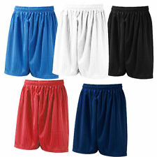 Mens Running Jogging Football Gym Hockey Sports Shorts All Sizes S M L XL 2XL