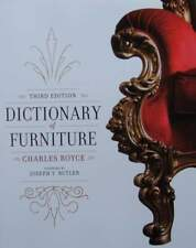 BOEK/LIVRE : Dictionary of Furniture (antieke meubels