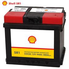 Shell SR1 Autobatterie 12V 44AH Starterbatterie ersetzt 36Ah 40Ah 45Ah 46Ah