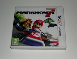 Mario kart 7 3D Game for Nintendo 3DS & 3DS XL