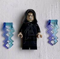 ⚡Lego Star Wars Emperor Palpatine Mini figure sw0595 (Tan Head & Tan Hands)