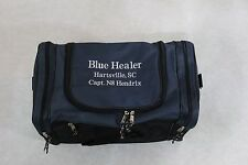 Custom Tackle Bag*add your boat name and home port* Available In Black Only