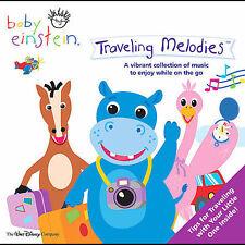 BABY EINSTEIN Traveling Melodies Baby Einstein new sealed CD (2005, Buena Vista)