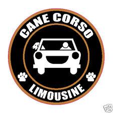"""Limousine Cane Corso 5"""" Dog Pet Sticker"""