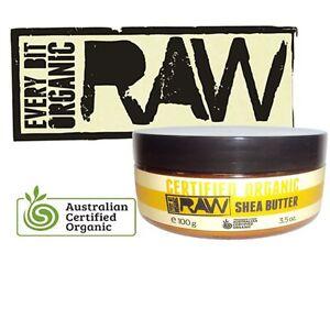 Shea Butter 100g by Every Bit Organic Raw Range