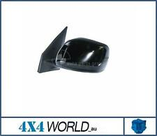 For Toyota Landcruiser VDJ200 Series Mirror - LH (Black) Electric From 2012