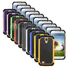 CLEARANCE Lot of 10 Hybrid Rubber Hard Case for Phone Samsung Galaxy S4 400+SOLD