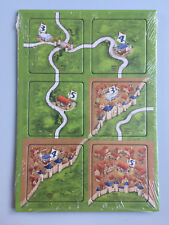 Carcassonne Mini Expansion - Barber Surgeons, Brand New with English Rules