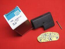 1982-1987 Regal Cutlass Grand Prix GM NOS Power Seat RH Rear Seat Track Cover