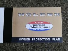 HOLDEN 1969 HT OWNERS GUIDE  (MANUAL)  100% GUARANTEE